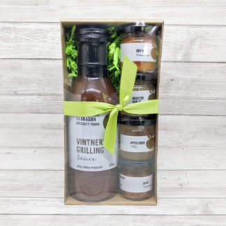 Variety Pack Sauce Combination - Gift Ideas