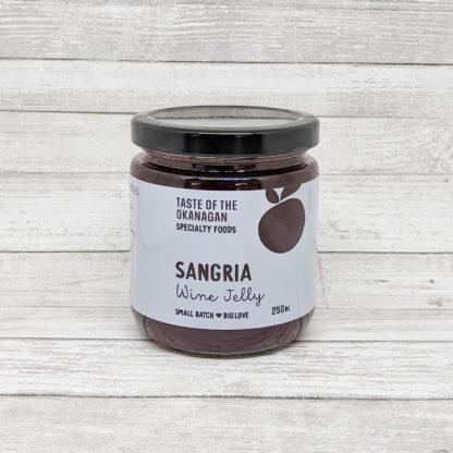 Sangria Wine Jelly