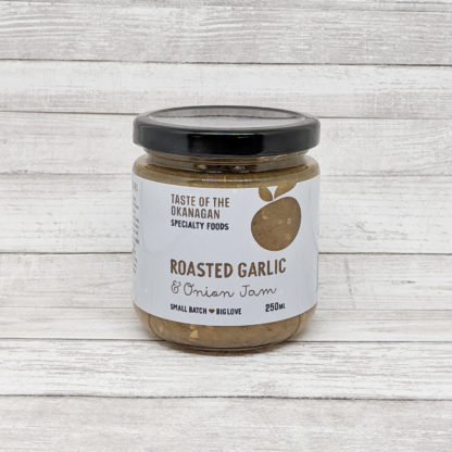 Roasted Garlic & Onion Jam