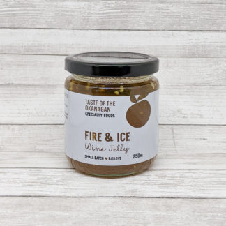 Fire & Ice Wine Jelly