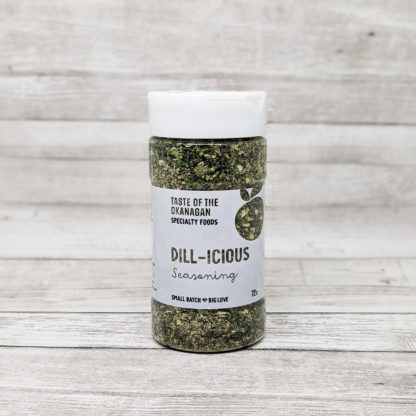 Dill-icious Seasoning